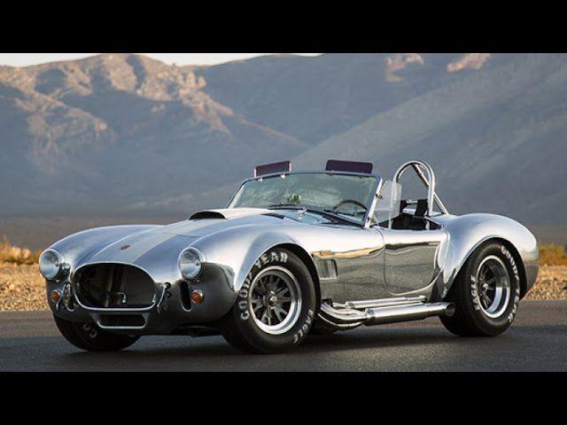 Máquinas Mais Caras do Mundo: Shelby Cobra (Legendado HD Completo) Discovery Channel