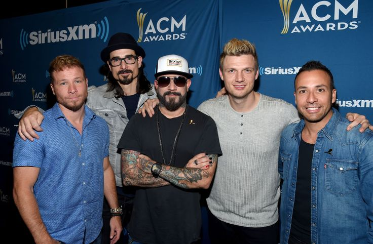 Backstreet Boys Create History With Florida Georgia Line; Perform Together At Academy Of...