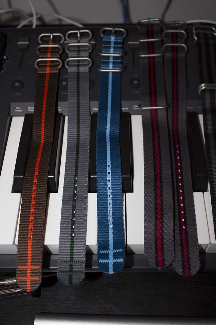 In search of the BEST Nato strap (material & hardware). - Page 3
