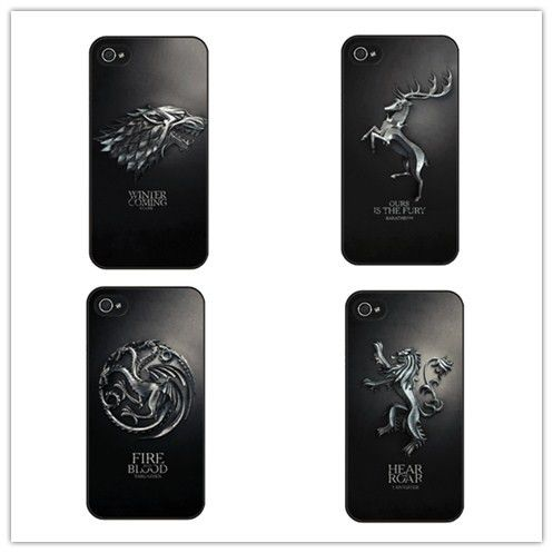 new games of thrones targaryen Style Families Flag For Huawei Ascend P6 P7 P8 P9 Mate 8 iphone 5 5s 6 6s 7plus - Direwolf Shop Direwolf Shop