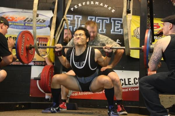 How to Pick Your Attempts for Your First Powerlifting Meet
