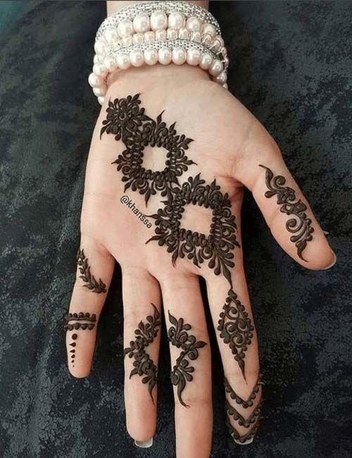 Best Marwari Mehndi Designs