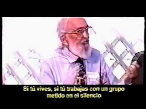 Paulo Freire ¿Qué es enseñar? - YouTube