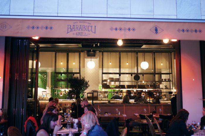 Barabicu restaurant in Gothenburg, Sweden.