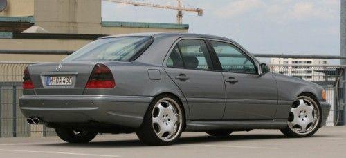 Mein Mercedes (C43 AMG) 99er W202 mit sehr persönlicher Note