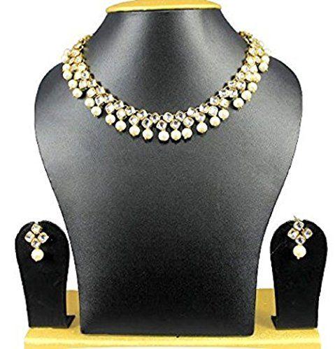 Amazing White Pearl Indian Bollywood Gold Plated Kundan J... https://www.amazon.com/dp/B06XRB7PLQ/ref=cm_sw_r_pi_dp_x_fvk-ybVPNETSH