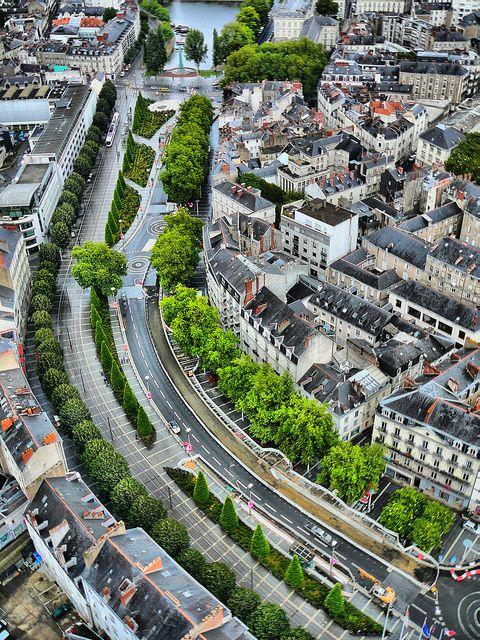 Nantes, Cours des 50 otages