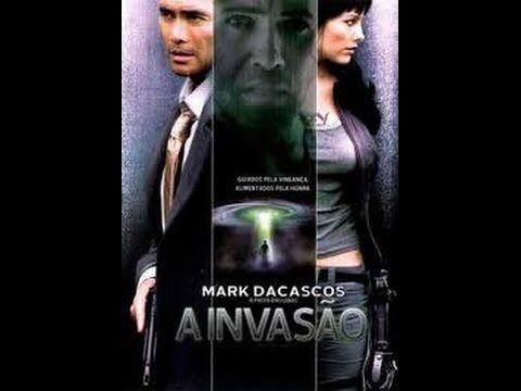 A Invasão  Alien Agent - assistir filme completo dublado