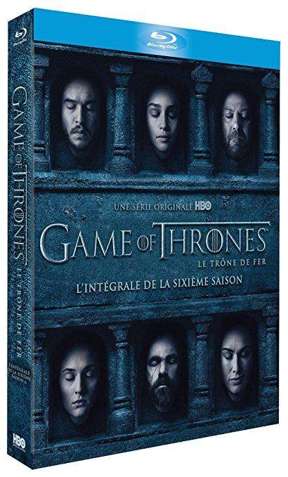 Game of Thrones - Saison 6 [Blu-ray] [Blu-ray + Copie digitale]