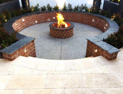 City Limits Landscapes- Landscape Design & Construction- Landscapers Perth- Fire Pits
