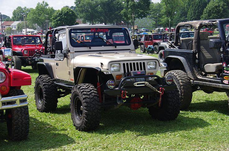 Jeep Wrangler YJ - IMGP3933   by geepstir