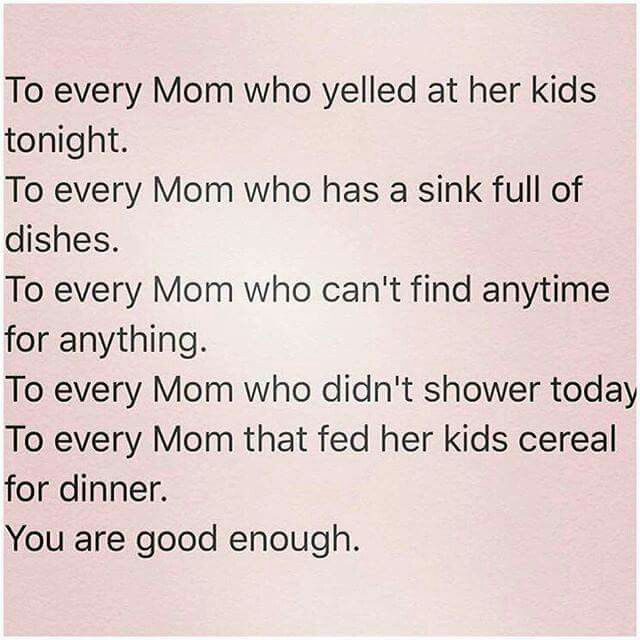 Thankful To Be A Mom Quotes: Best 25+ Good Mom Quotes Ideas On Pinterest