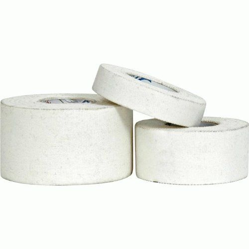 """Climber's Tape 1/2""""x10 Yds by Liberty Mountain. $4.66. Extra protection for your hands! Our climber's tape protects against abrasion and injury while climbing. Use it to protect your tendons and pulleys from stress injuries when you are pulling hard on crimpy holds and pockets. Now available in various widths to better fit different sized hands. All climber?s tape is easy to hand tear both width and length."""