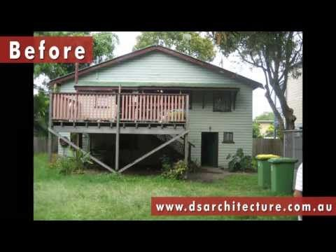 Video: See before and after images of this home renovation on the Gold Coast, Australia http://youtu.be/0OO_WvT305w