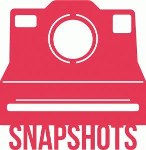 Silhouette Online Store - View Design #55465: snapshots polaroid camera