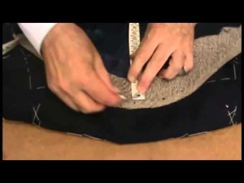 Preparare il collo da finire 11,14 - YouTube