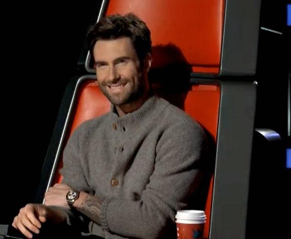 133 best Adam in his Sweaters images on Pinterest | Adam levine ...