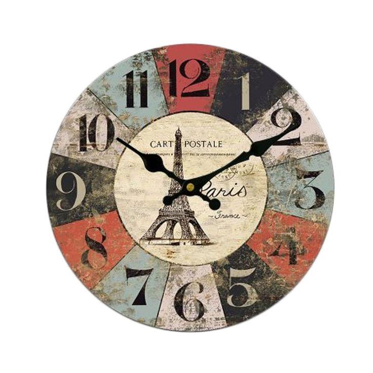14 Chic Rustic Wall Clock 59 best