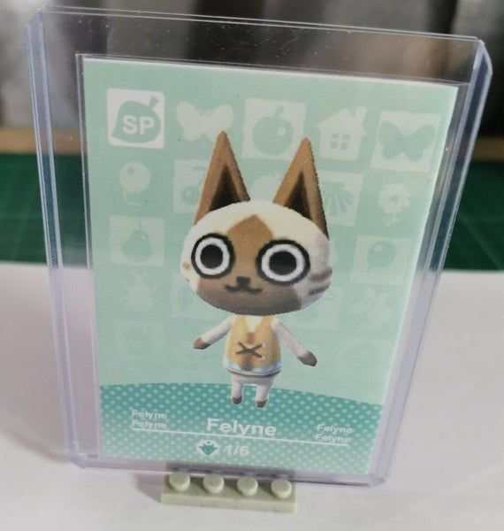 Felyne Animal Crossing New Leaf Special Amiibo Unlocks Look Inside