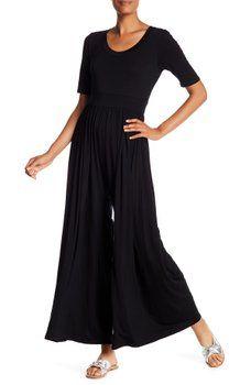 afa25ea570ca WEST KEI - Knit Wide Leg Jumpsuit  ad  jumpsuit  womenfashion  womenwear
