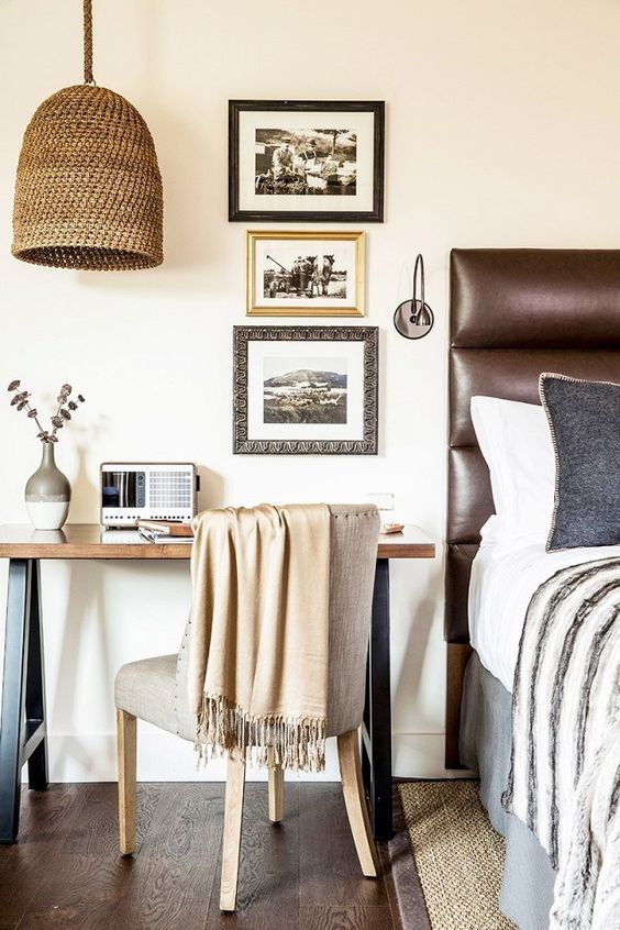 27 Cool Bedrooms And Workspaces In One