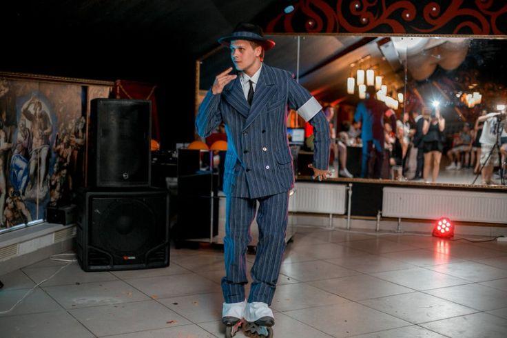 КУЛЬТорг-Танцы на роликах новый оригинально-танцевально-интерактивно-акрабатический номер!