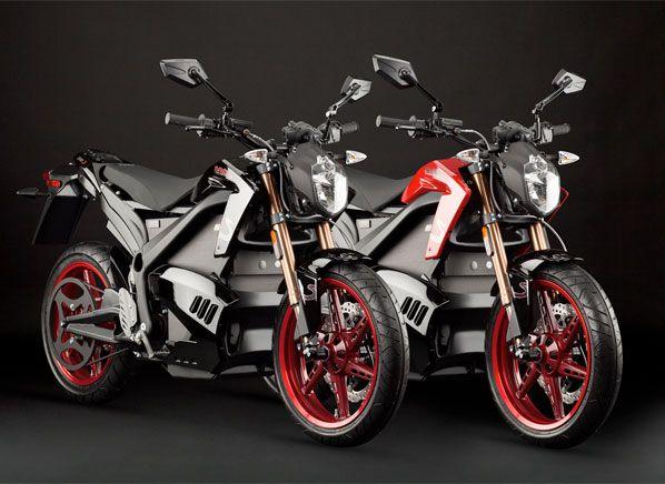 Zero electric motorcycle 2012