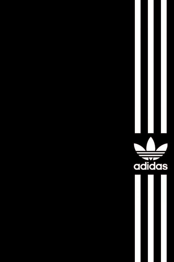 Adidas Logo - iPhone 5S, 5C, 5, 4s, 4, 3Gs, 3G, 640x960, 640x1136 Free HD Wallpapers