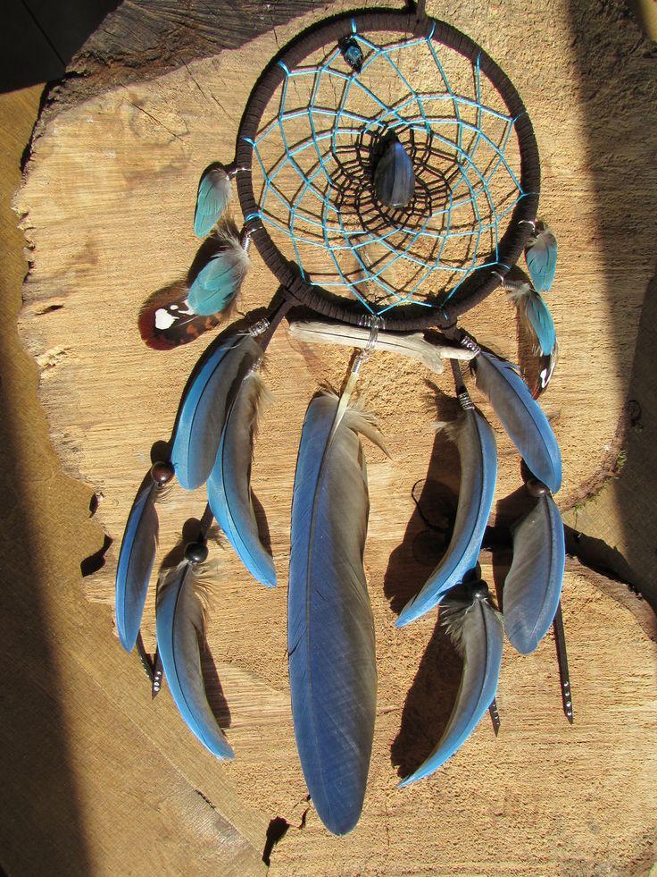attrape r ves tribal am rindien labradorite plumes perroquet apatite bois flott amazonia. Black Bedroom Furniture Sets. Home Design Ideas