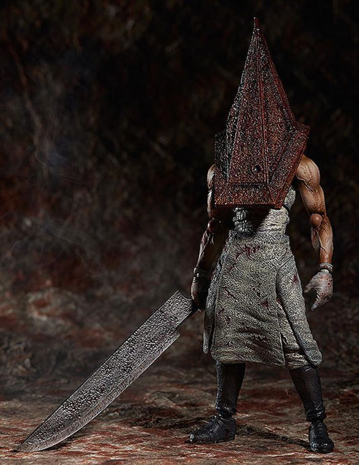 Silent Hill Red Pyramid Thing Action Figure