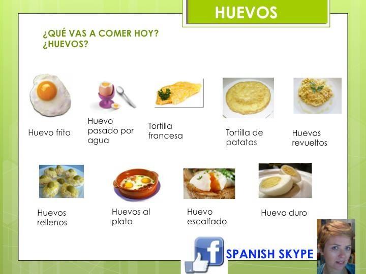 Varios tipos de huevos la comida la cocina y el for Formas de cocinar pollo