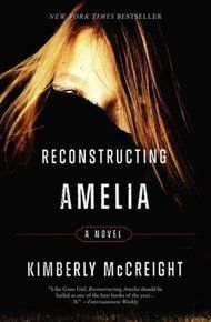 Reconstructing Amelia - Kimberly McCreight_ I loved this book. I didnt see everything coming at the end. some of it but not all of it. Read it in 4 hours.