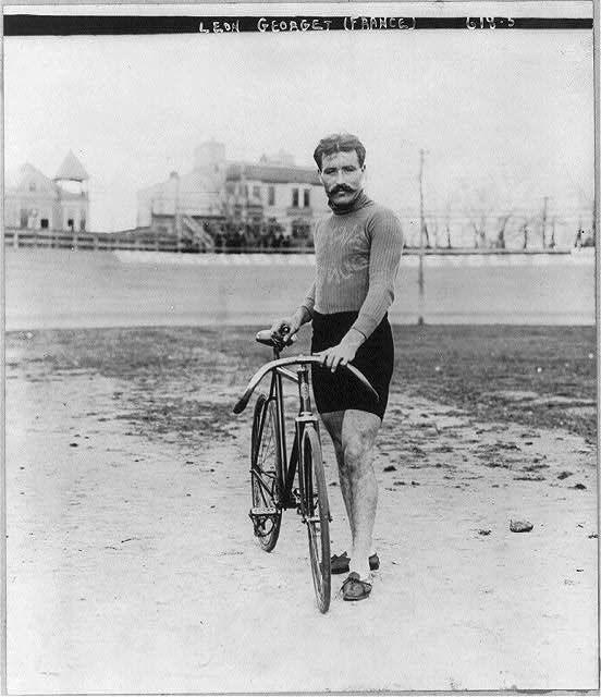 Leon Georget. 1908, 2 december