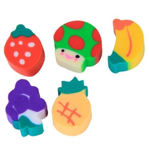 safeinu Buildable Novelty creative Rubber / Eraser
