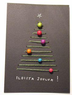 Hand made by Aino P.: Joulukortteja