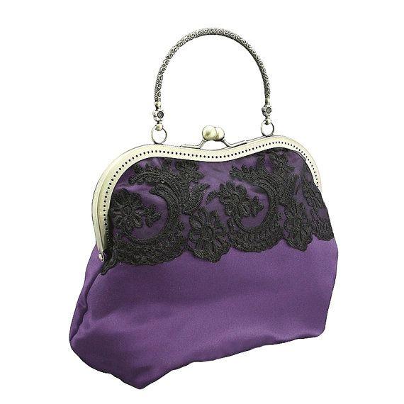handbag in glamour formal or vintage style by FashionForWomen. https://www.etsy.com/listing/209685799/handbag-in-glamour-formal-or-vintage?ref=shop_home_active_10