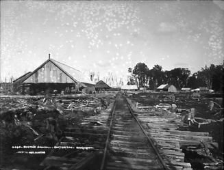 C.013216 Booth's Sawmill, Carterton, Wairarapa