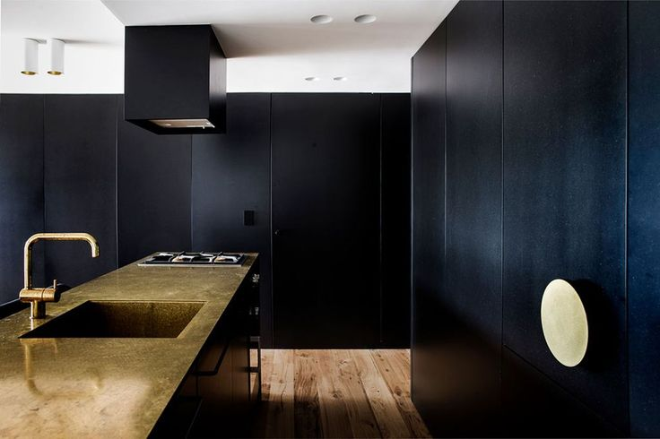 Belle Coco Republic Interior Design Awards 2016 Finalist: Apartment Finger Wharf by Architects Prineas. #CocoRepublic #BelleMagazine #InteriorDesign #BelleCocoRepublicIDA #Kitchen #ArchitectsPrineas