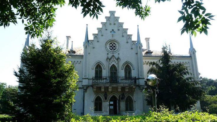Palatul Ruginoasa, loc legendar, prea puțin cunoscut