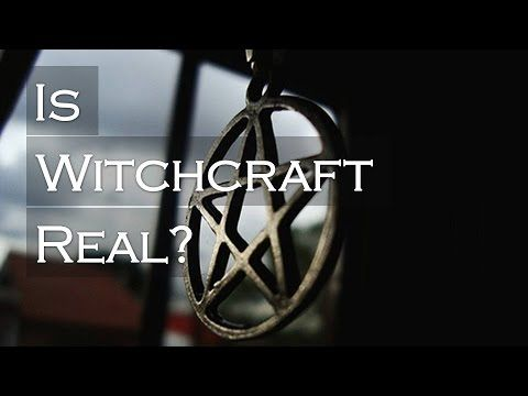 Is Witchcraft Real? What is Witchcraft? What is the Meaning of Witchcraft?