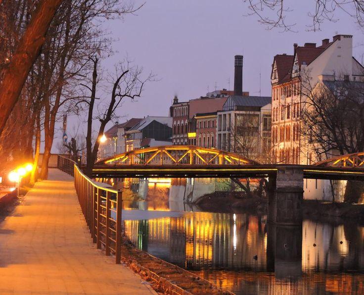 Opole Poland by Romuald Statkiewicz
