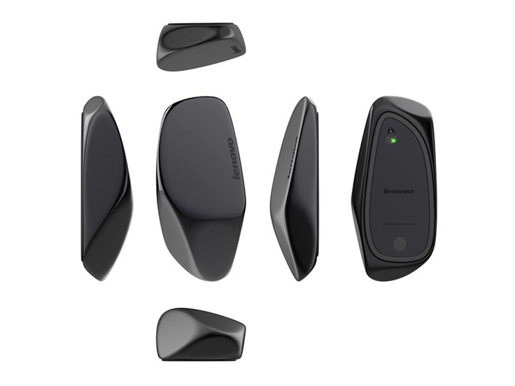 mouse [Lenovo N800 Stone mouse] | Complete list of the winners | Good Design Award