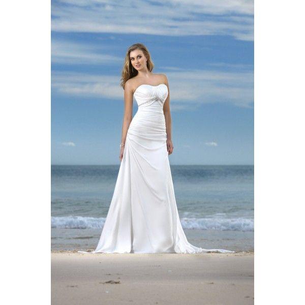 Wedding Dress Ideas on Beach for Women :http://partydressesideas2015.com/wedding-dress-ideas-on-beach-for-women.html