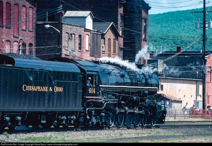317 best c and o railroad images on pinterest steam - Bus from port authority to jersey gardens ...