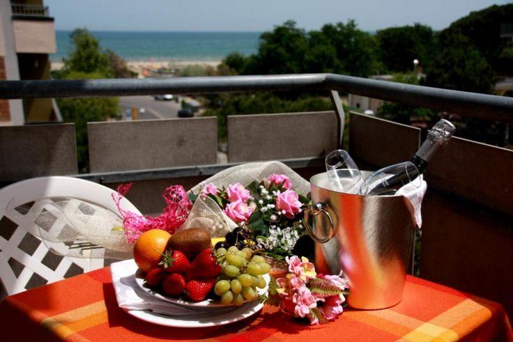 hotel astrid cervia _Colazione sul Balcone