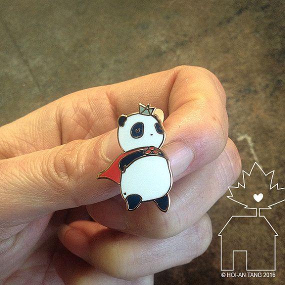 Held Panda mit einem vollen Bauch wie ein Stift! Eine tolle Bereicherung für…