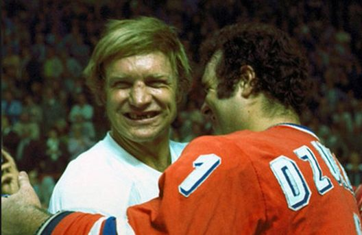 Greatest Hockey Legends.com: 1976 Canada Cup
