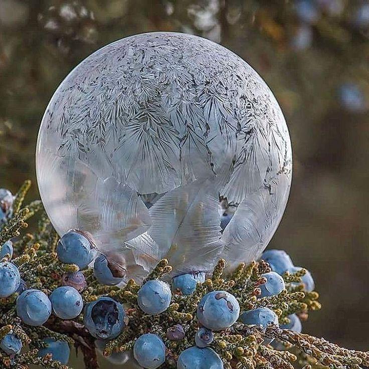 Картинки ледяной шар