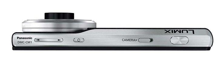 Panasonic - Digital camera smartphone LUMIX CM1 | AkihabaraNews