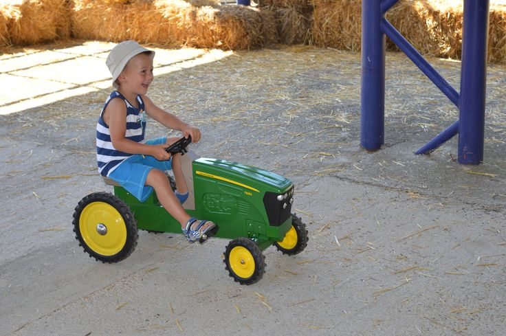 Šlapací traktor pro malé zemědělce